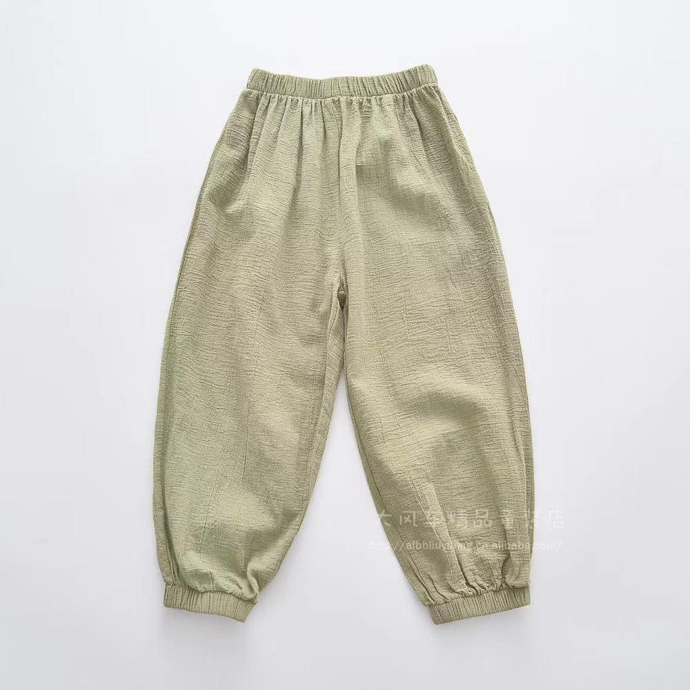 男女童束腿高品质90 防蚊裤