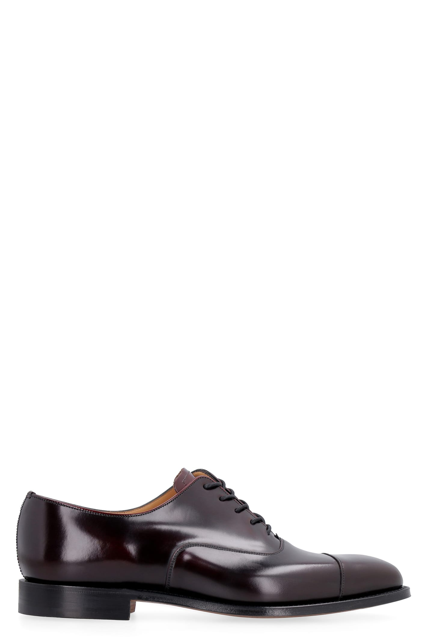 Churchs Falmouth Leather Lace-up Shoes