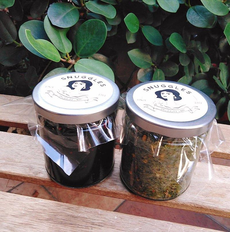 2 罐免運・抗疫神醬・胚芽醬醋 (Vegan 可食用) / 起司黑胡椒辣椒