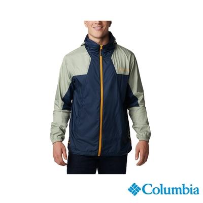 Columbia 哥倫比亞 男款 - UPF40防潑水風衣-2色  活動款  UKE00850