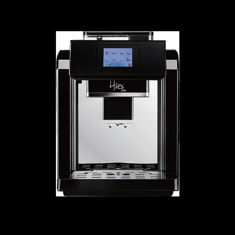 送1磅咖啡豆【Hiles義大利咖啡機+好禮二選一】咖啡機 全自動咖啡機 義式咖啡機 奶泡咖啡機 研磨咖啡機【AB244】