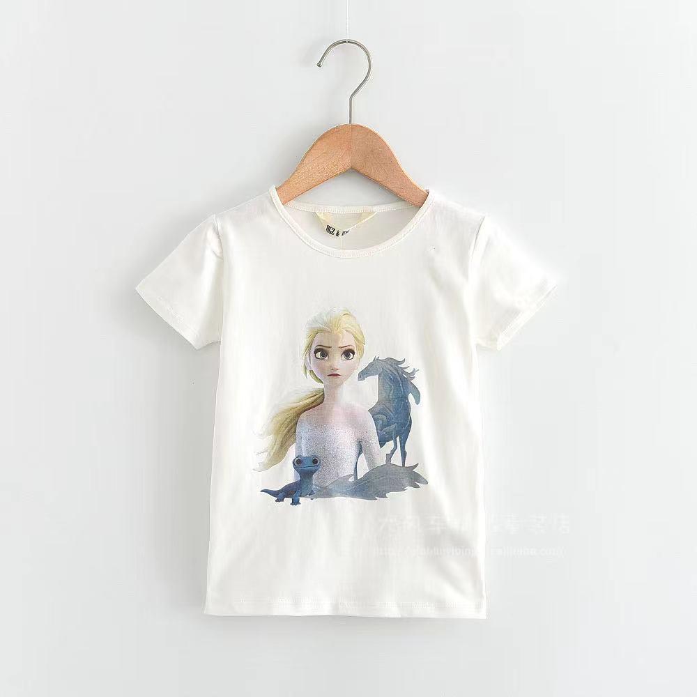 純棉 Elsa艾莎公主百搭襯衫上衣