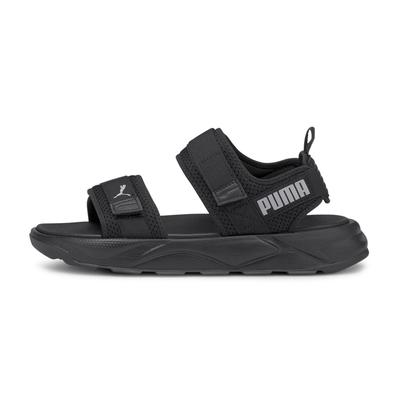 Puma RS-Sandal 男女涼拖鞋 宣美鞋-黑-37486202