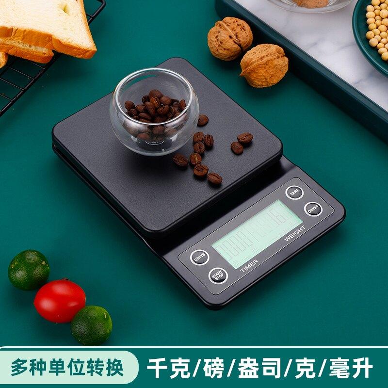 高精度廚房秤烘焙電子秤家用小型克稱食品稱精準數度稱量器天平器