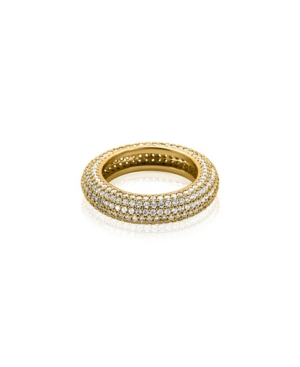 Oma The Label Women's Zusi 18K Gold Plated Brass Ring