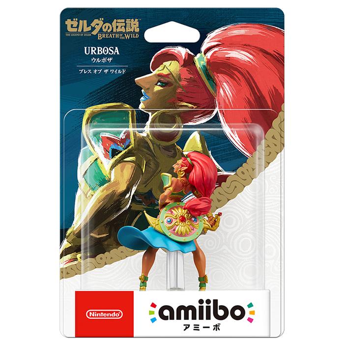 【amiibo】amiibo 烏魯波薩(薩爾達傳說:荒野之息系列)
