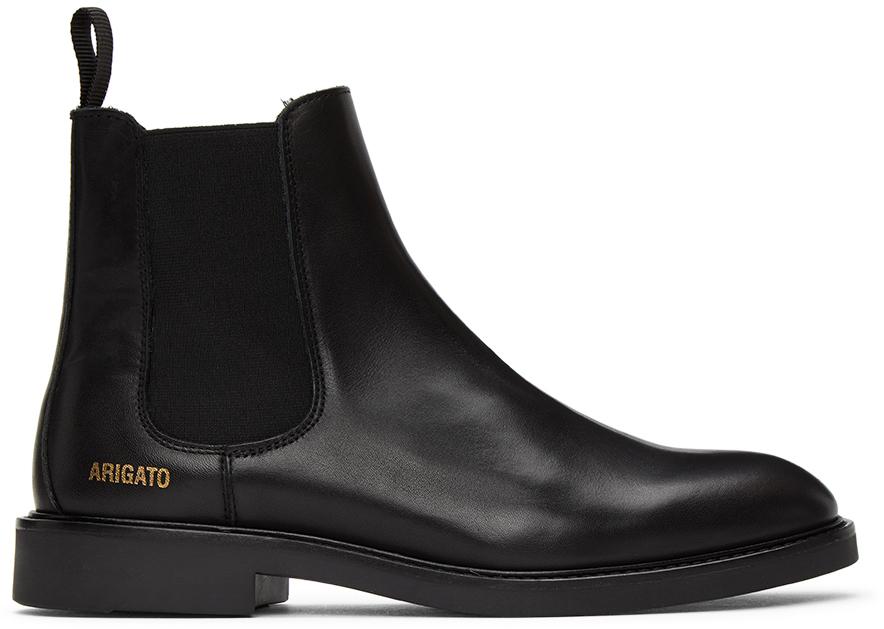Axel Arigato 黑色切尔西靴