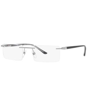 Starck Eyes SH2024 Men's Rectangle Eyeglasses