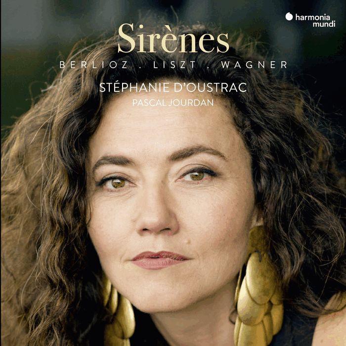 夏夜 (白遼士 李斯特 華格納歌曲) Stephanie d'Oustrac Sirenes HMM902621