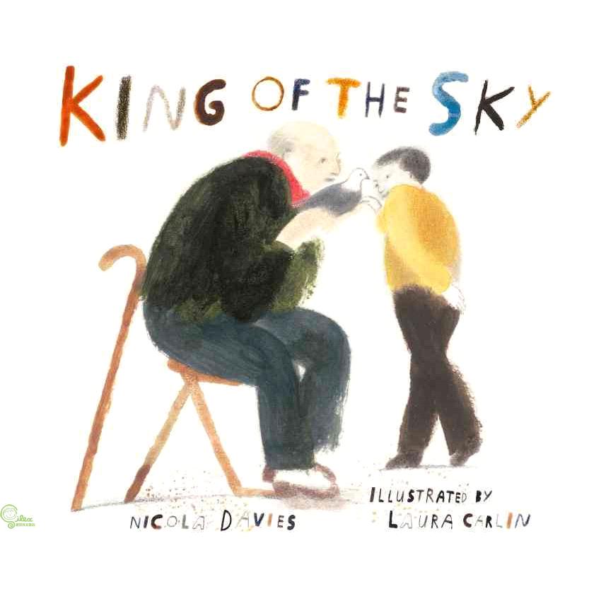 King of the Sky (精裝本)(美國版)【禮筑外文書店】[79折]