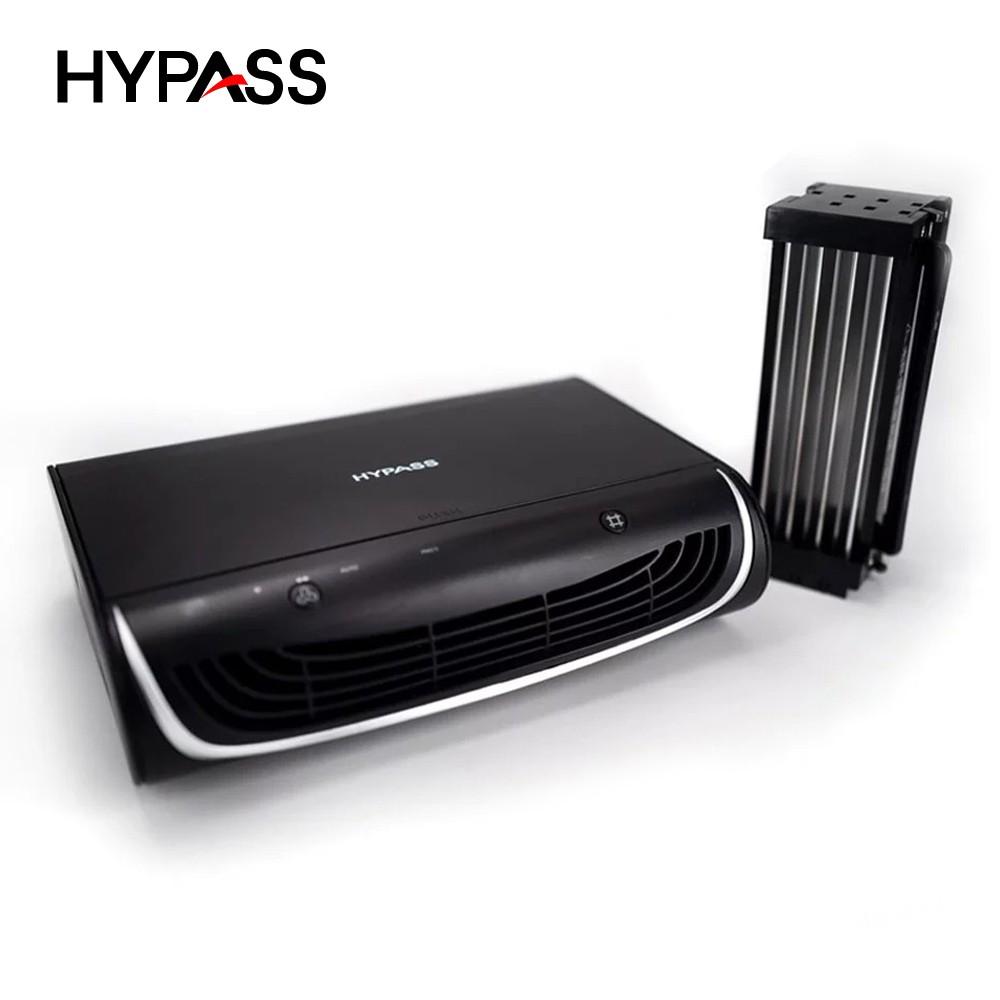 【HYPASS】 ESP靜電集塵免耗材車用空氣清靜機