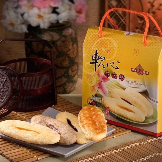 【康成食品】康成軟心牛舌餅