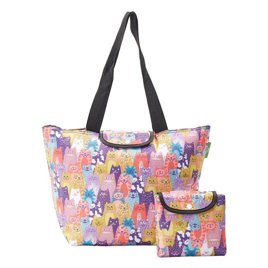 【英國ECO CHIC】時尚大保冷袋 - 共6款《泡泡生活》便當袋 旅行袋 購物袋 環保袋