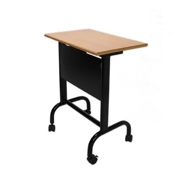 【US06-10】木質造型活動式課桌 #102-5