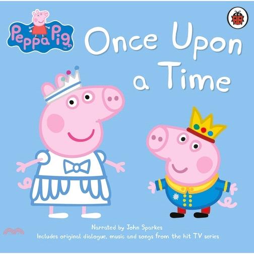 Peppa Pig: Once Upon a Time (單CD,不附書)【三民網路書店】(有聲書)[75折]