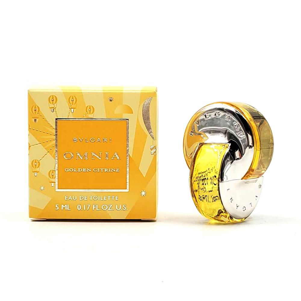 BVLGARI 晶耀限量版女性淡香水5ml-平輸