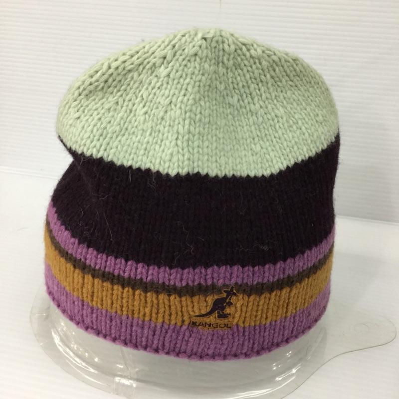 英國KANGOL秋冬材質針織帽