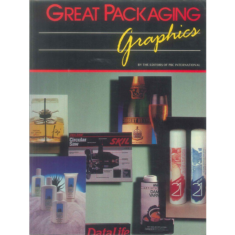Great Packaging Graphics -9780866361071