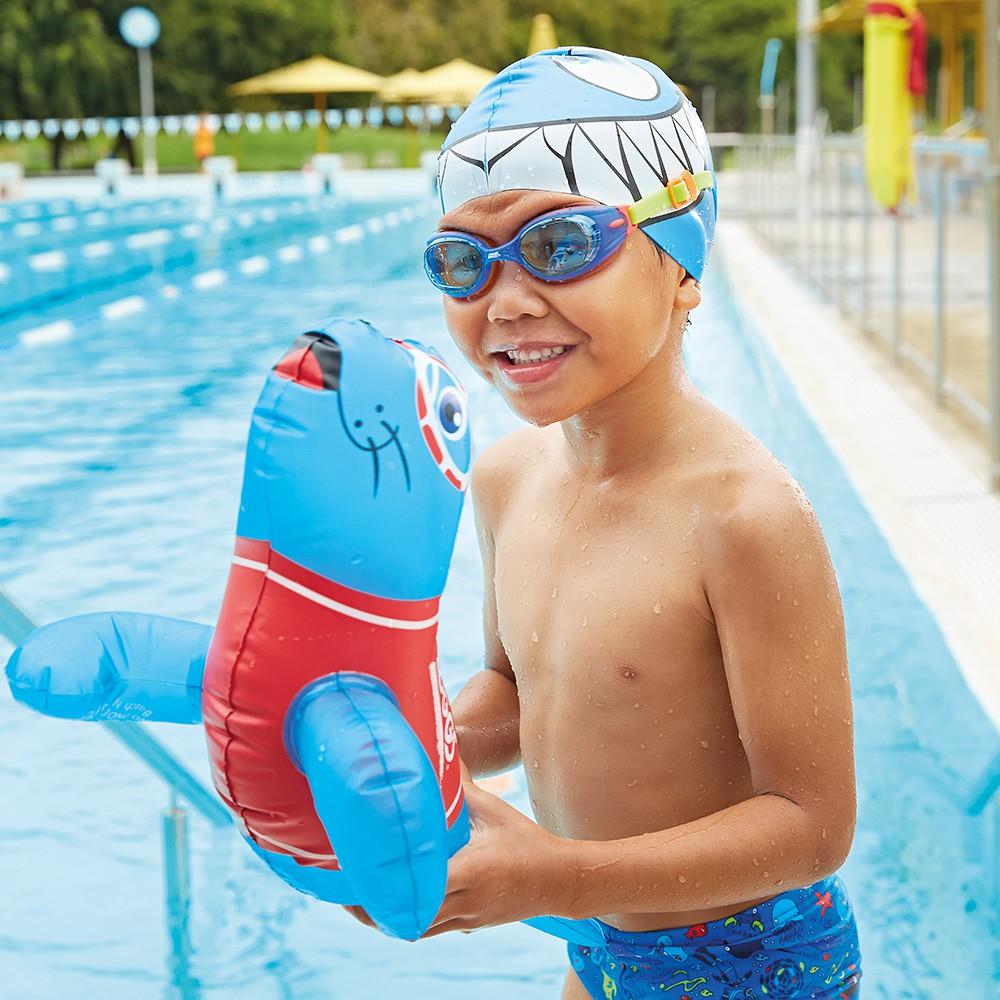 ZOGGS 幼童音速AIR氣墊防霧泳鏡