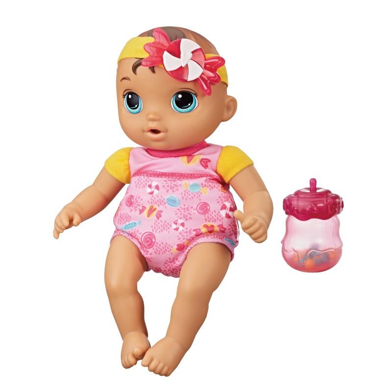 淘氣寶貝Baby Alive 柔軟抱抱娃娃 玩具反斗城