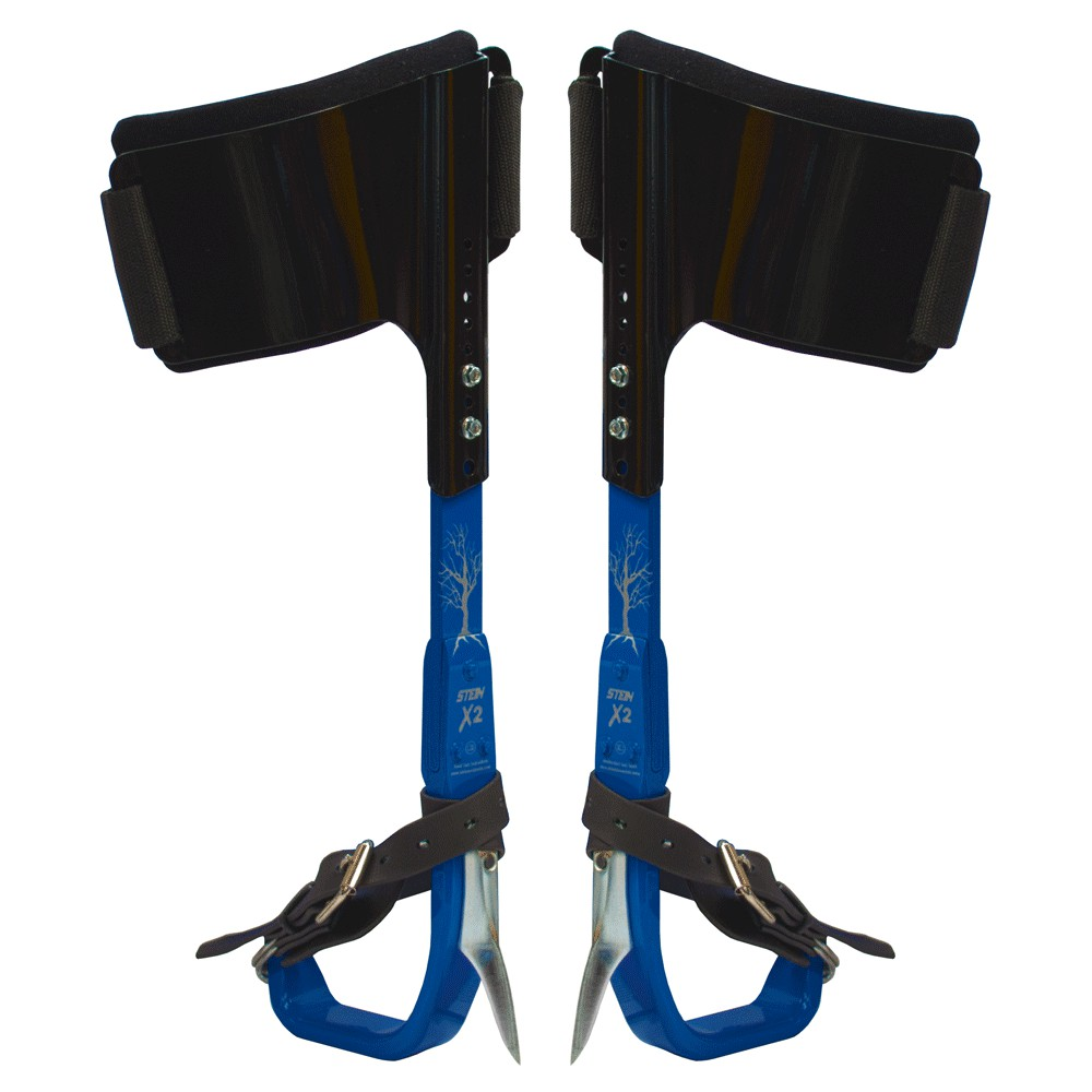 英國 STEIN X2 Climber Kit - Fitted with 67mm Gaffs 馬刺