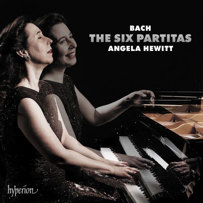 巴哈 六首組曲 休薇特2018年新錄音 JS Bach The Six Partitas CDA68271 2