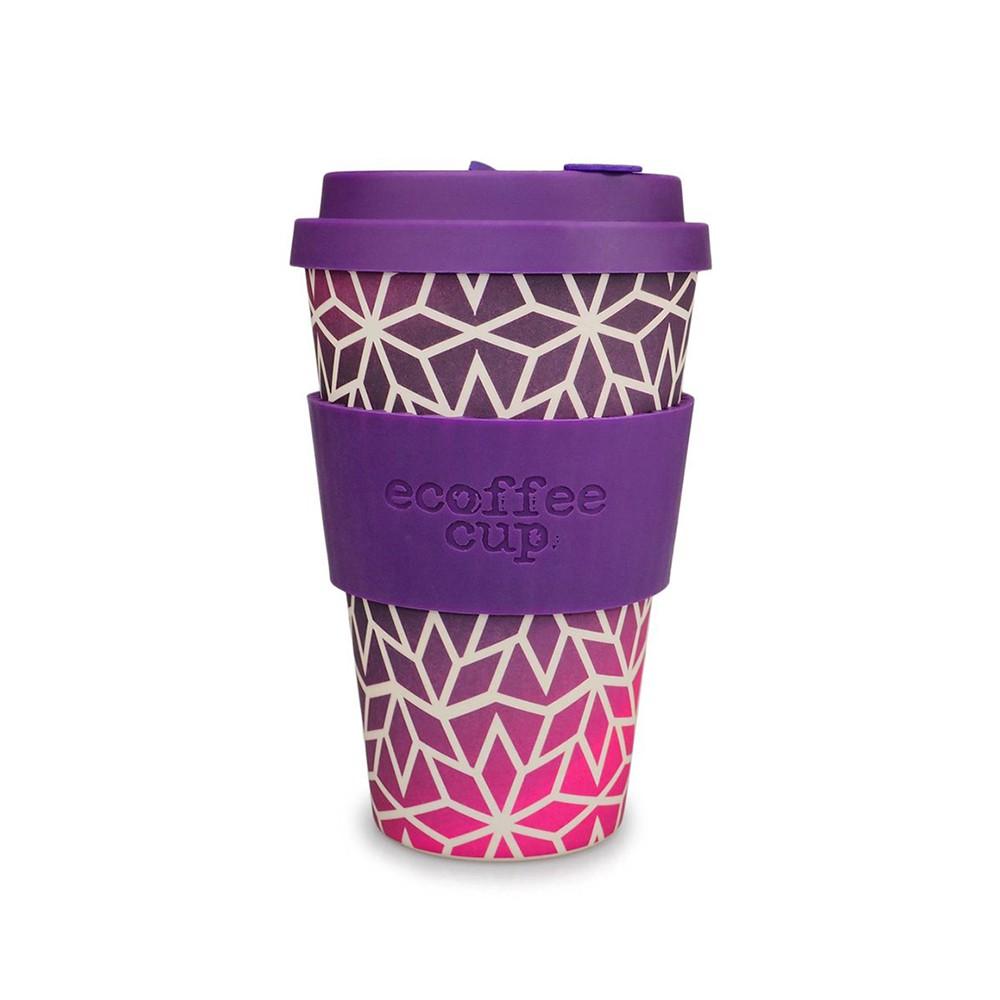 Ecoffee Cup 環保隨行杯14oz (冰晶紫)