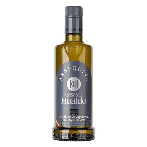 西班牙Casitas de Hualdo卡薩斯花都ARBEQUINA亞貝金娜頂級初榨橄欖油