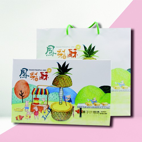 [JENPIN饌] 菓子烘焙坊 手工自製 土鳳梨酥 10入/盒(原價450元)