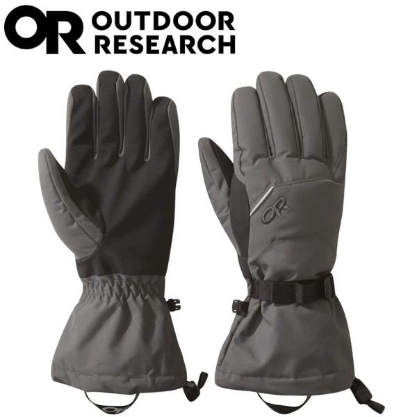 【Outdoor Research 美國 男 ADRENALINE 手套《炭灰》】243248/保暖手套/悠遊山水