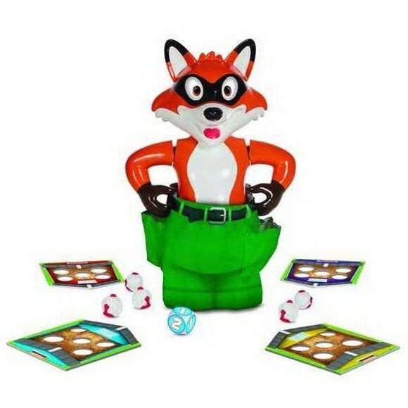 桌遊系列-狐狸脫褲走/Catch the Fox