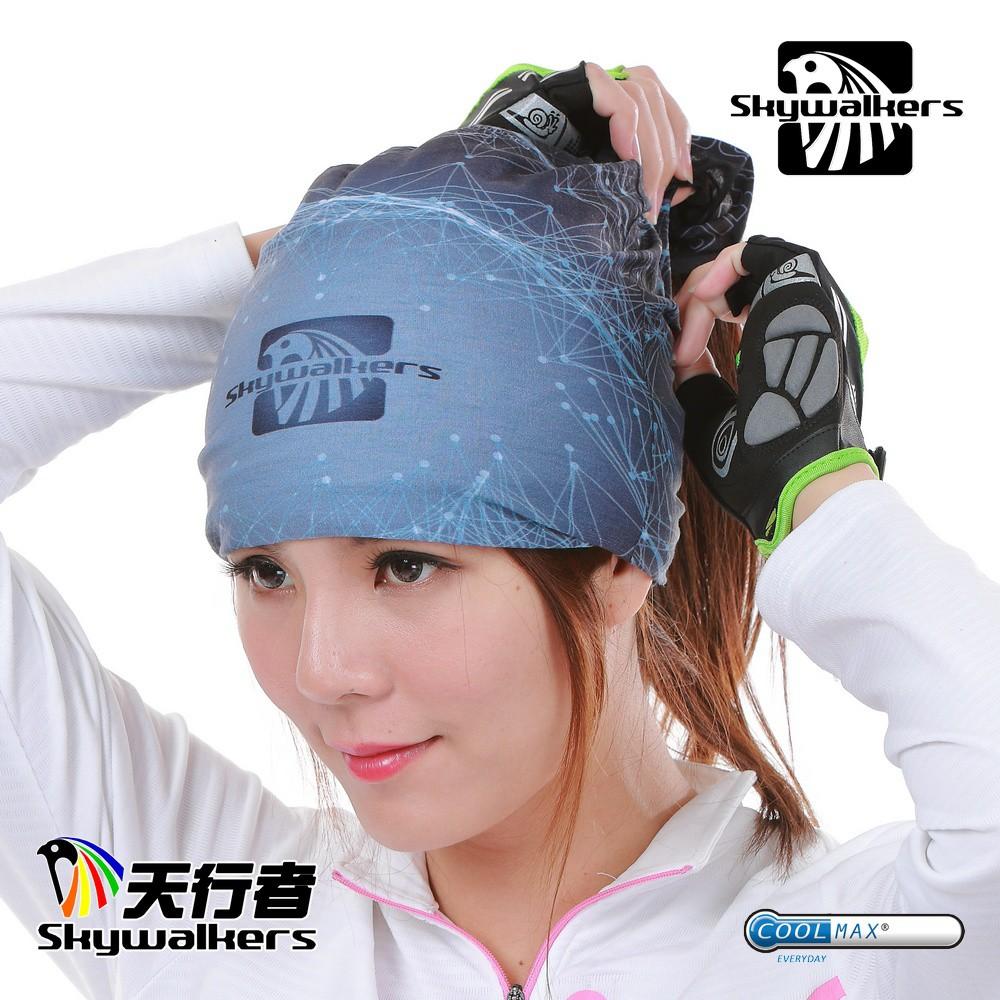 Skywalkers《天行者》魔術頭巾戶外運動吸濕排汗透氣防曬四季皆宜圖案個性好看全新現貨