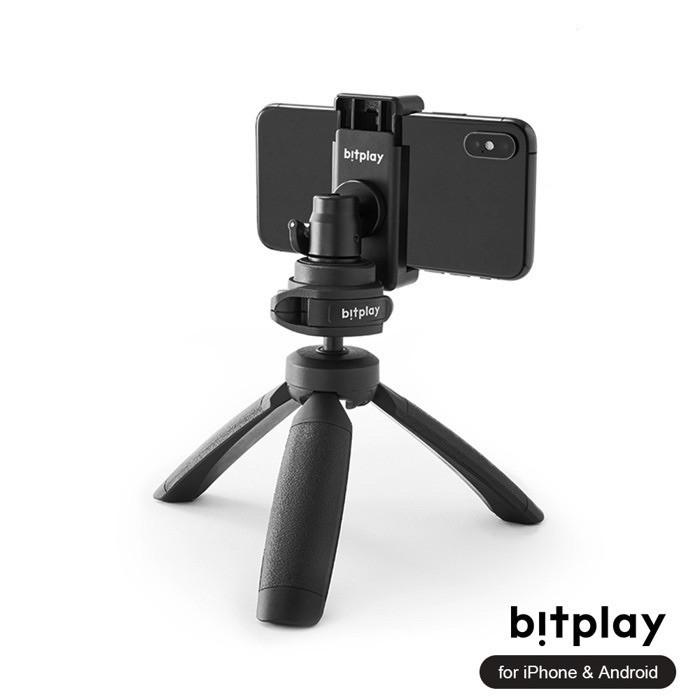 bitplay 多角度雙用腳架 手機腳架 相機腳架 自拍棒 自拍 自拍神器