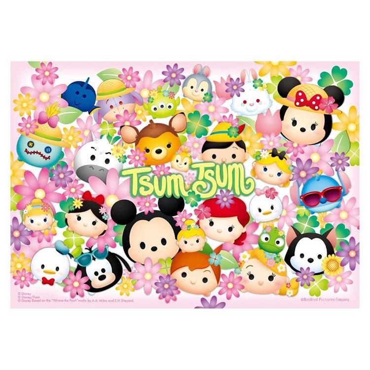Disney Tsum Tsum(2)拼圖108片