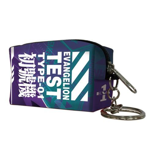 福音戰士新劇場版 吊飾零錢包(1)
