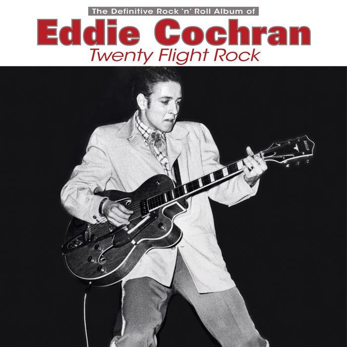 艾迪柯克蘭 二十樓飛行搖滾 Eddie Cochran Twenty Flight Rock JV74277980