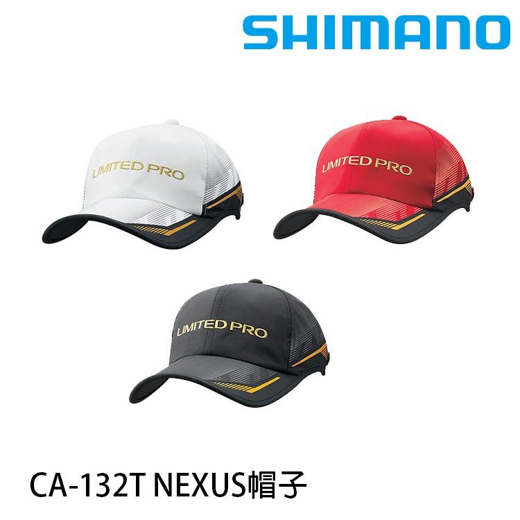 SHIMANO CA-132T NEXUS [漁拓釣具] [帽子]