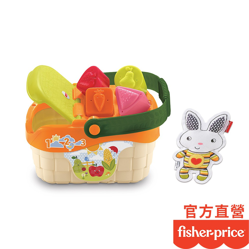 Fisher-Price 費雪 音樂小小花園野餐組