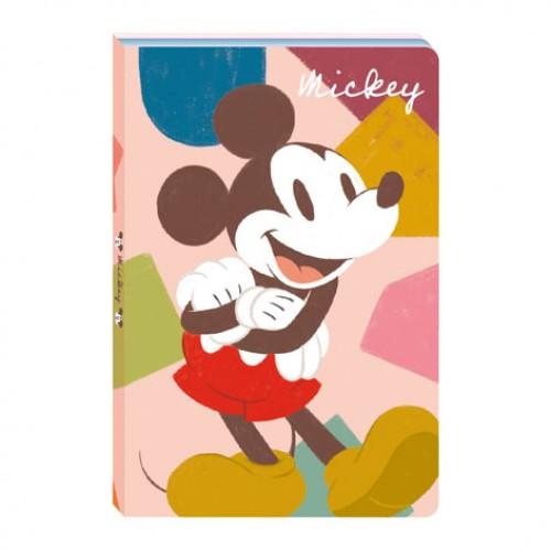迪士尼好可愛定頁筆記 DPNA-340A 米奇 32K筆記本 信紙 便條紙 隨身筆記本【金玉堂文具】