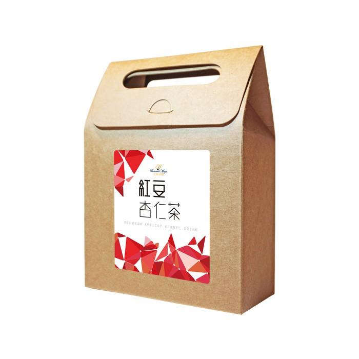 [花草巫婆]紅豆杏仁茶 10入裝
