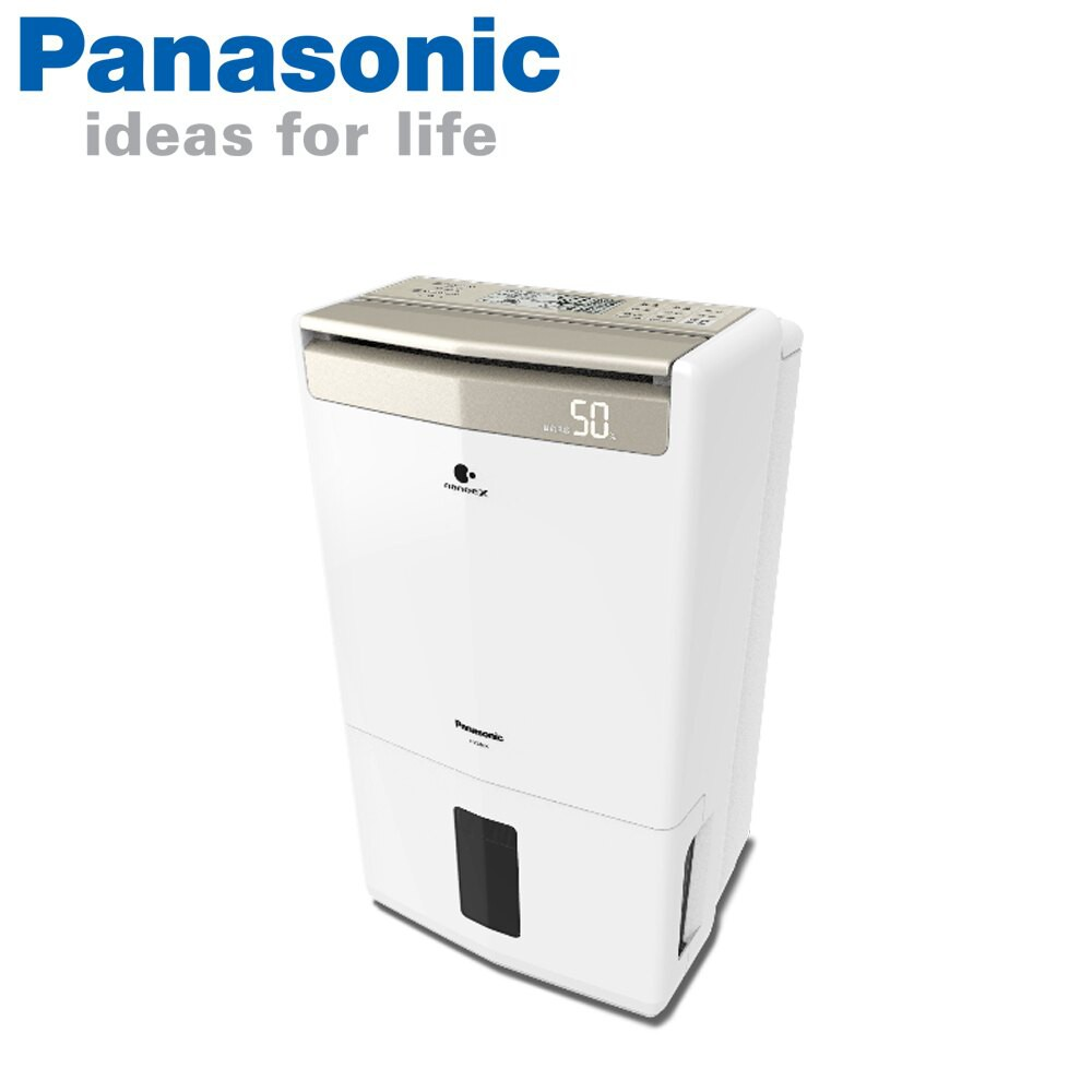 Panasonic 國際牌 18L nanoeX智慧節能除濕機 F-Y36GX 免運