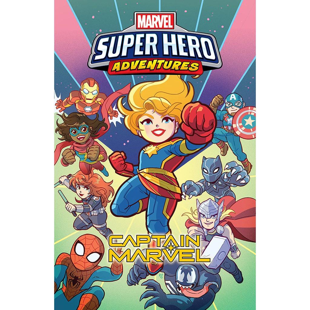 Marvel Super Hero Adventures: Captain Marvel  漫威英雄冒險: 驚奇隊長