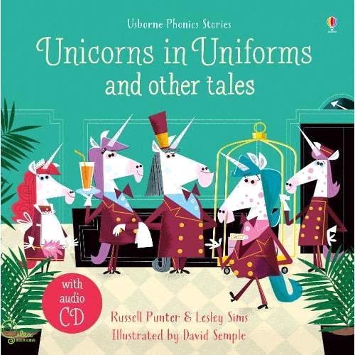 Unicorns in Uniforms and Other Tales *書中有6個故事【禮筑外文書店】[67折]
