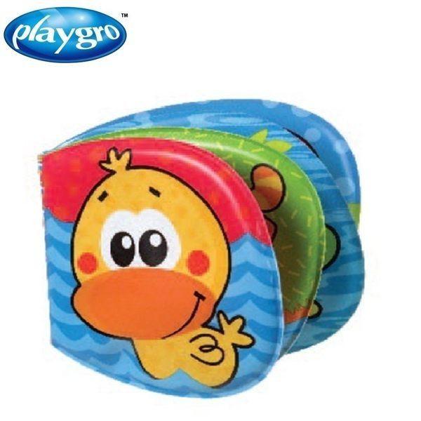 澳洲 Playgro 培高 寶貝花園洗澡書 0182722 好娃娃