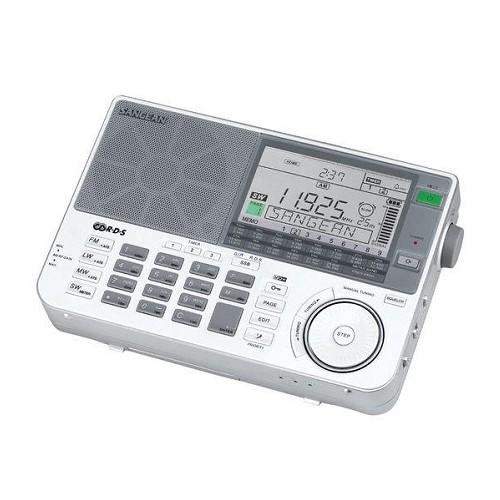 SANGEAN 山進 數位式全波段 收音機ATS-909X