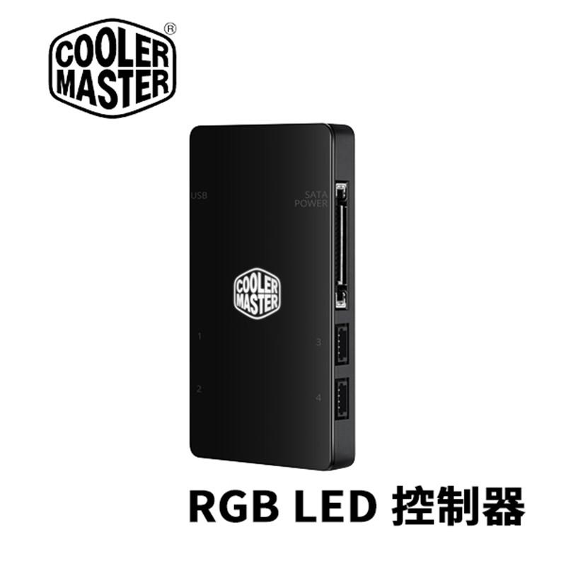 Cooler Master 酷碼 RGB LED 控制器 MFY-RCSN-NNUDK-R1