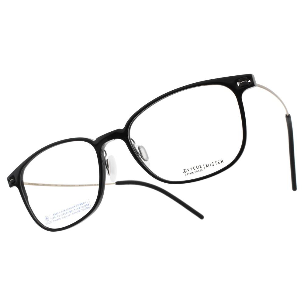 VYCOZ光學眼鏡 MISTER BLK-GD (黑-金) 基本方框款 眼鏡 -金橘眼鏡