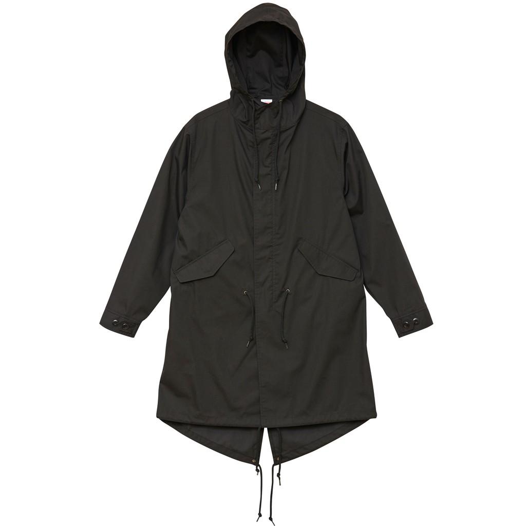 United Athle T/C 軍裝長版風衣(單層) 男女可穿 37447-01