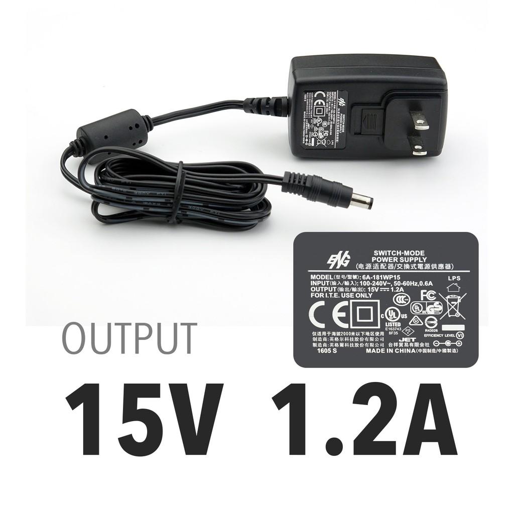 [配件]:掃描器電源線-15V/1.2A-適用機種OpticFilm 8100, 8200i Series