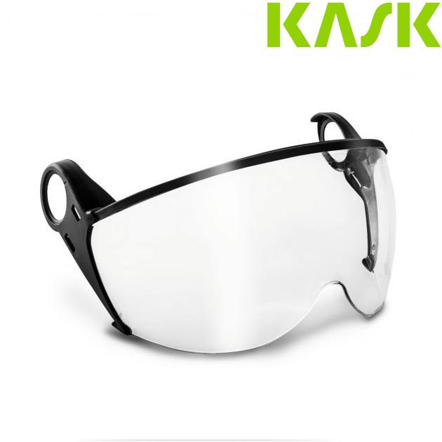KASK 護目鏡/工程頭盔防護眼罩 Zenith Visor WVI00007 015 透明